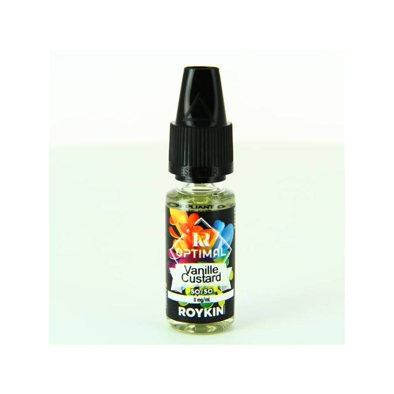 10 ml Roykin Optimal  - Vanille Custard 11 mg/ml