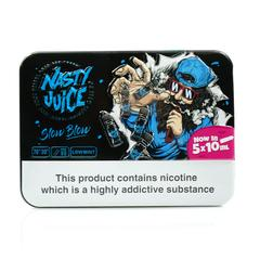 10 ml Nasty Juice - Slow Blow 6 mg/ml