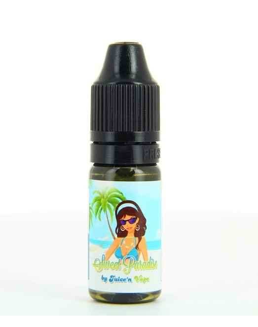 10 ml Juice'n Vape - Sweet Paradise