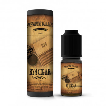 10 ml Premium Tobacco - RY4 Cigar