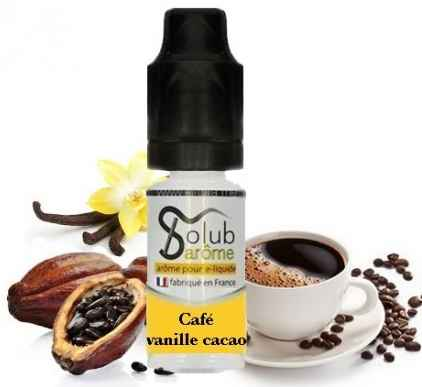 10 ml Solubarome Coffee Vanilla Cacao