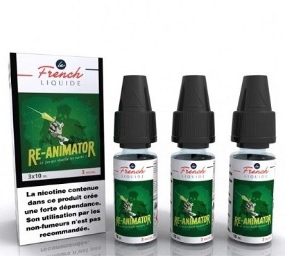 10 ml Le French Liquide Re-Animator 6 mg/ml