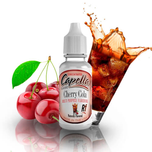 13 ml Capella Cherry Cola Rf