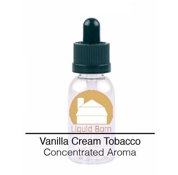 1,5 ml Liquid Barn - Vanilla Cream Tobacco