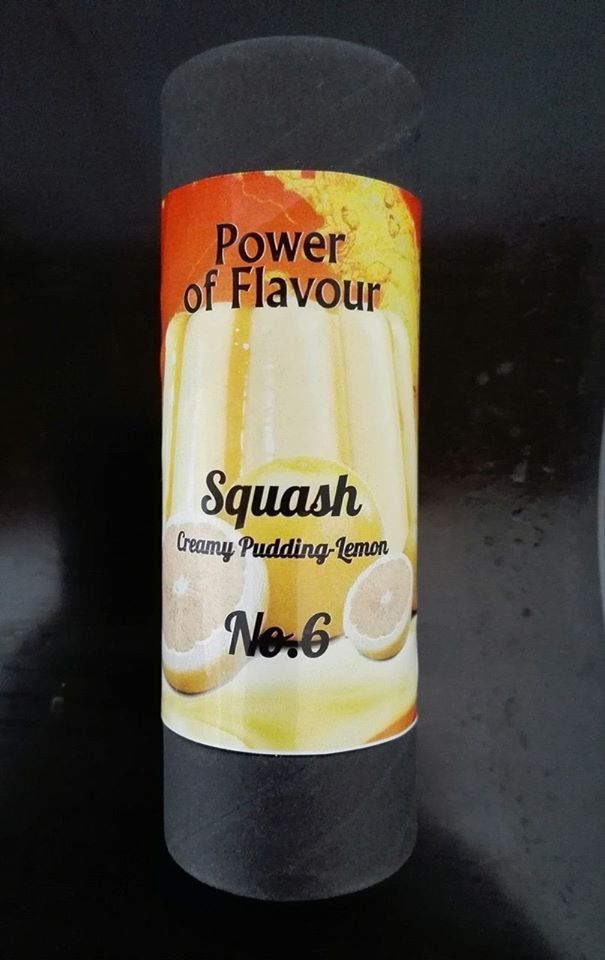 10 ml Power of Flavour - No. 6