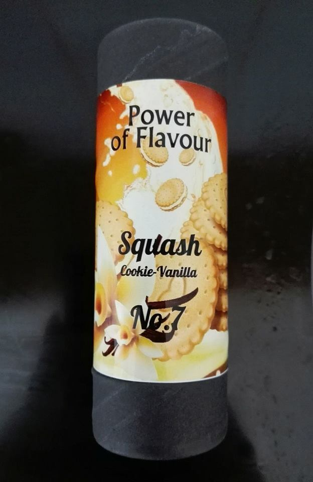 10 ml Power of Flavour - No. 7