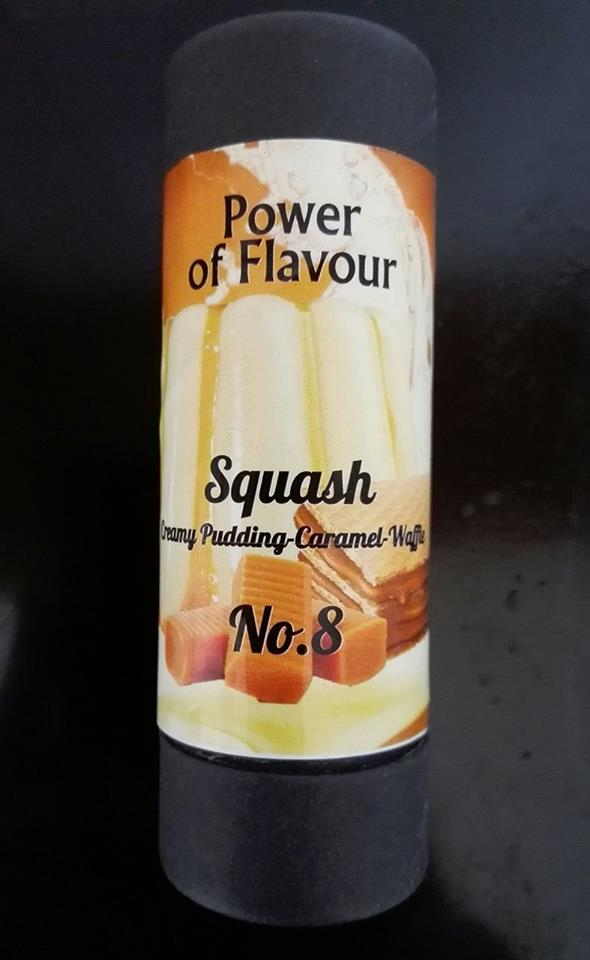 10 ml Power of Flavour - No. 8