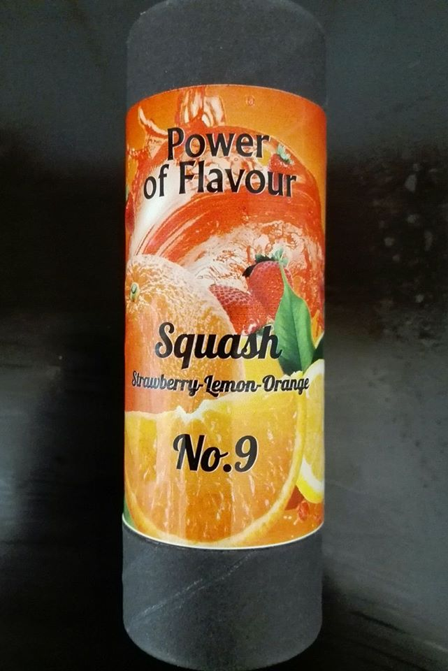 10 ml Power of Flavour - No. 9