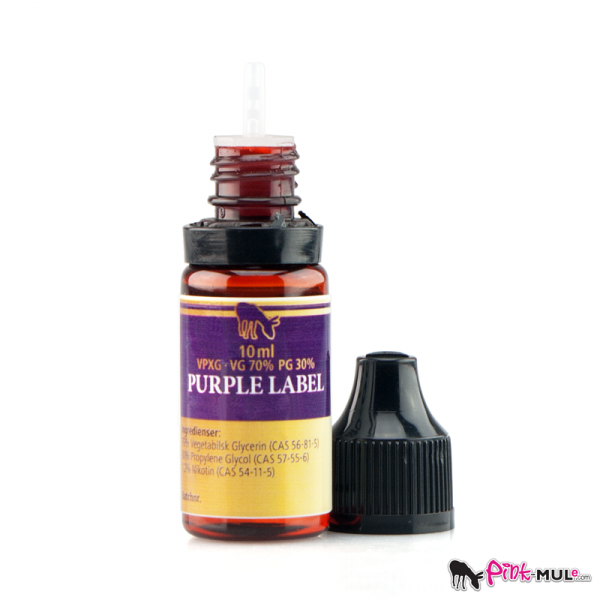 5 pack Pink Mule VPG X 20 mg/ml