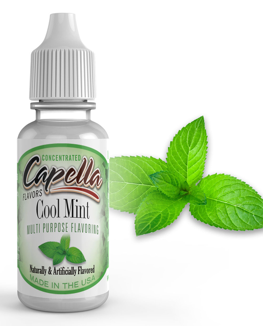 13 ml Capella Cool Mint
