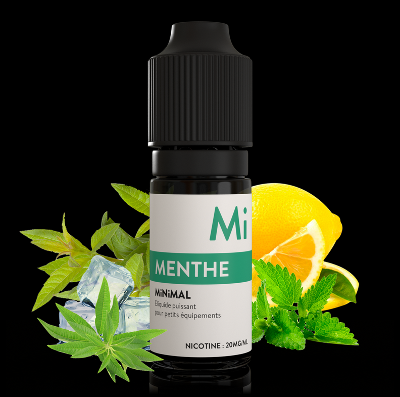 10 ml The Fuu Minimal Nic. Salts - Menthol 10 mg/ml