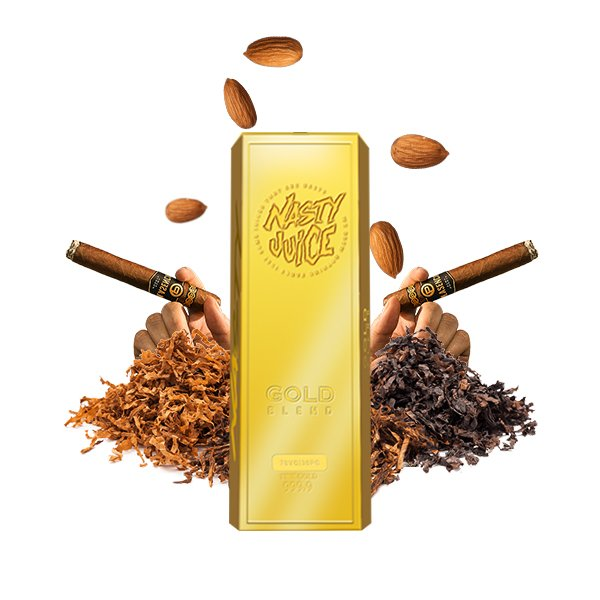 1,5 ml Nasty Juice - Gold Blend
