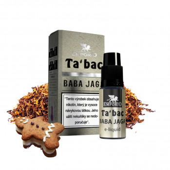10 ml Emporio - Baba Jaga 6 mg/ml