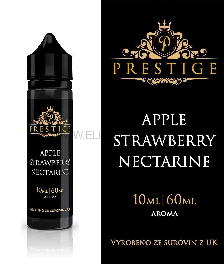 10 ml Prestige - Apple Strawberry Nectarine (Shake & Vape)