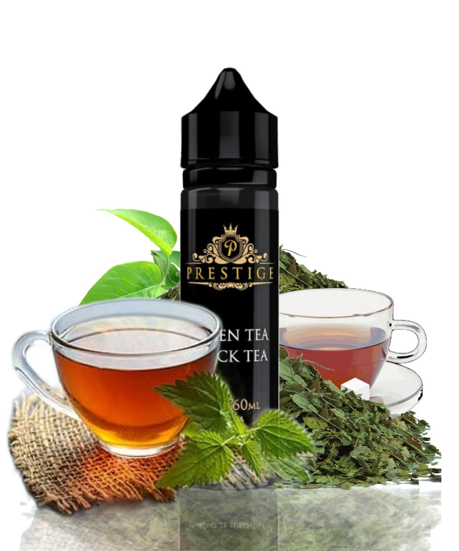 10 ml Prestige - Green Tea Black Tea (Shake & Vape)
