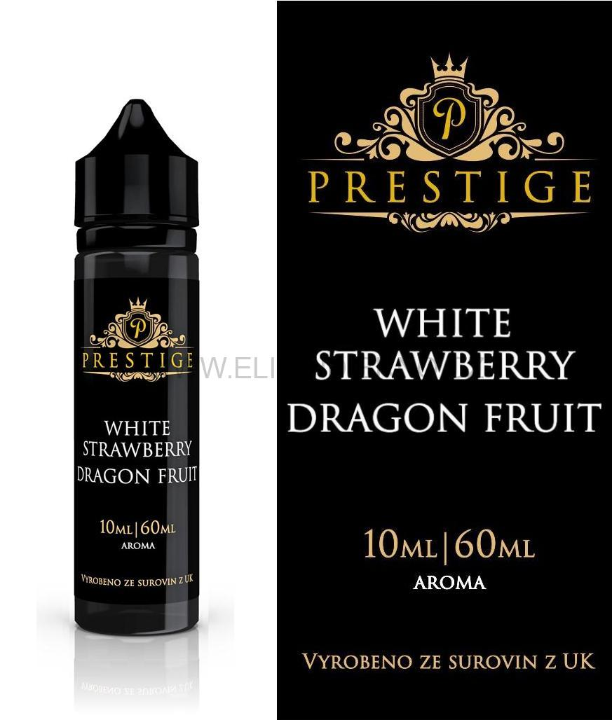 10 ml Prestige - White Strawberry Dragon Fruit (Shake & Vape)