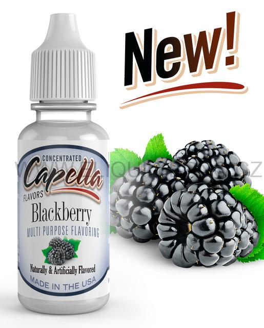 1,5 ml Capella Blackberry