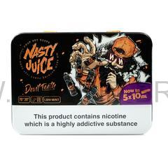 10 ml Nasty Juice - Devil Teeth 6 mg/ml