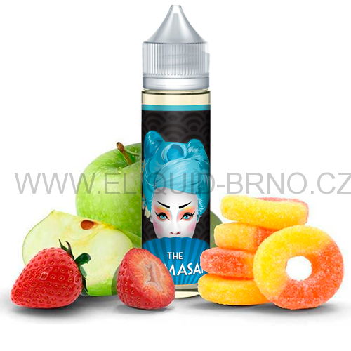 50 ml The Mamasan - A.S.A.P (Shake & Vape)