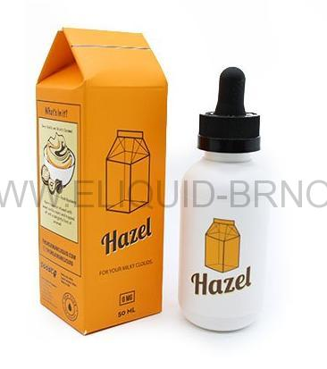50 ml The Milkman - Hazel (Short Fill) 0 mg/ml