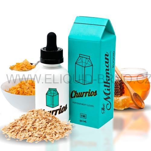 50 ml The Milkman - Churrios (Shake & Vape)