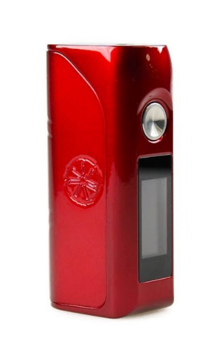 Asmodus Colossal TouchScreen 80W Box Mod - Ferrri Red