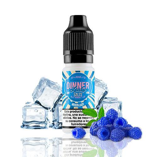 10 ml Dinner Lady Nic. Salts - Heisen Lady 20 mg/ml
