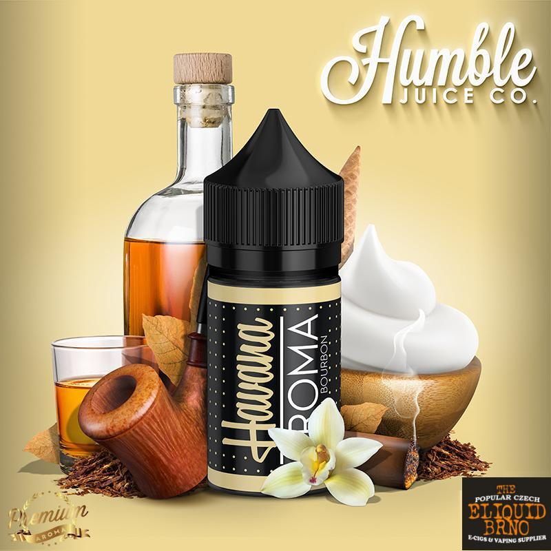 30 ml Humble Juice Co. - Vanilla Bourbon Tobacco