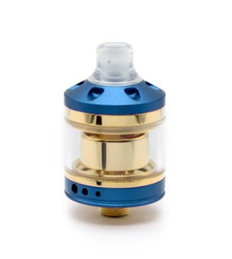 Wake Mod Co. Little Foot MTL RTA 3,5ml 24mm - modrý