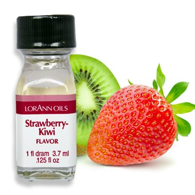 10 ml Lorann - Strawberry-Kiwi