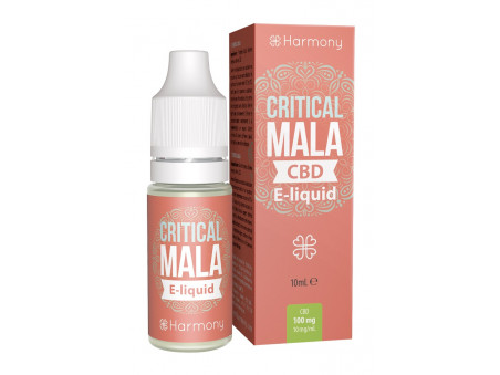 10 ml Harmony CBD - Critical Mala 100mg