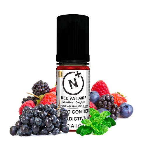 10 ml T-Juice Nicotine Plus - Red Astaire 10 mg/ml