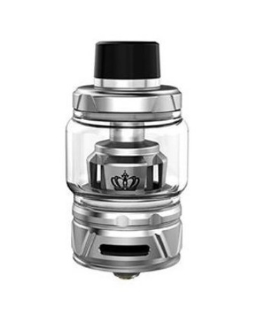 Uwell Crown IV 6ml 28mm - stříbrný
