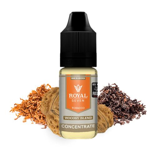 10 ml Halo Royal Seven - Woodsy Blend