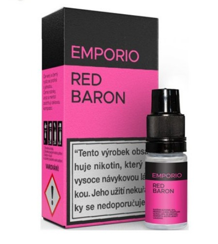 10 ml Emporio - Red Baron 12 mg/ml