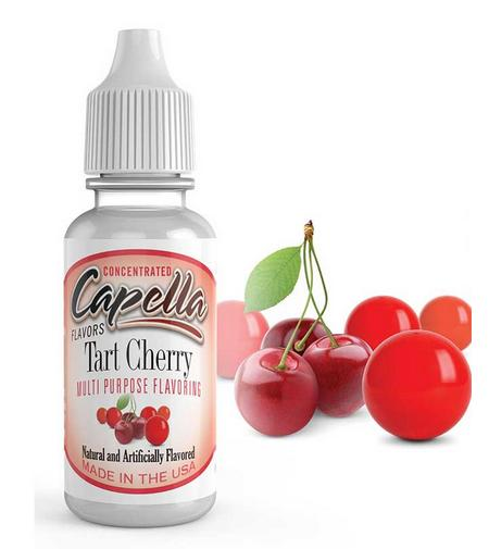 13 ml Capella Tart Cherry