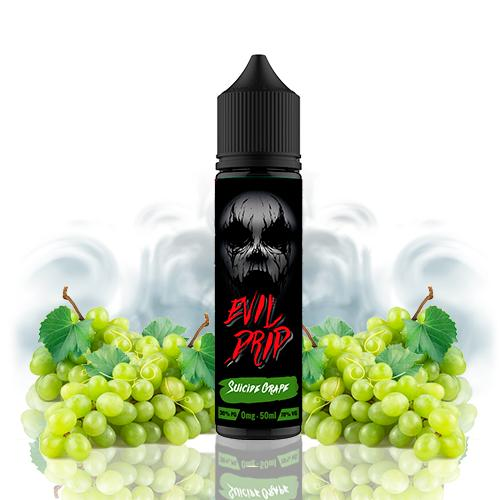 50 ml Evil Drip - Suicide Grape (Shake & Vape)