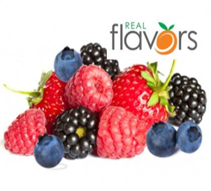 10 ml Real Flavors VG - Mixed Berries