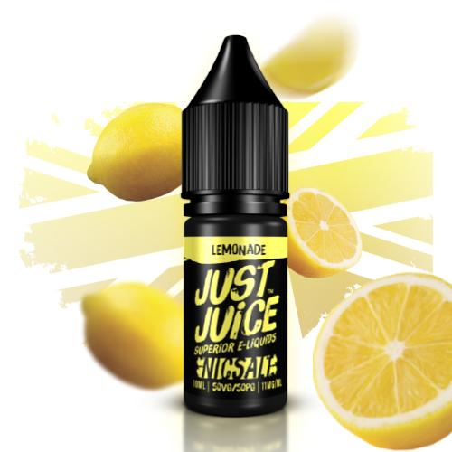 10 ml Just Juice NicSalt - Lemonade 11 mg/ml