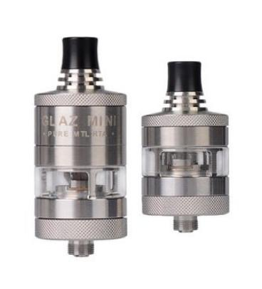 Steam Crave - Glaz Mini RTA 2ml/5ml (22mm) - stříbrný
