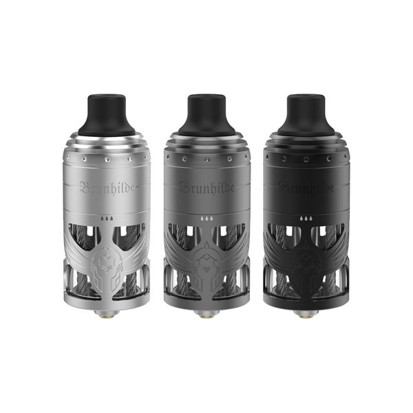 Vapefly Brunhilde MTL RTA 23mm 5ml  - Black