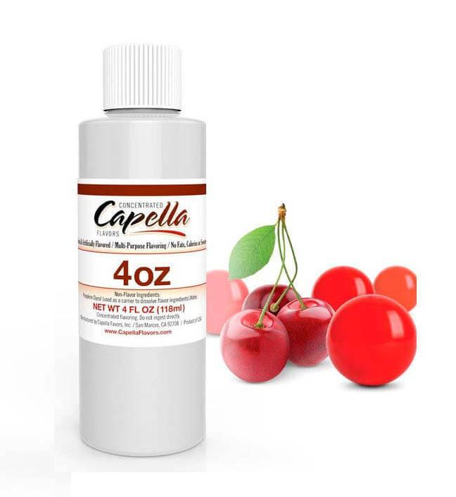 118 ml Capella - Tart Cherry