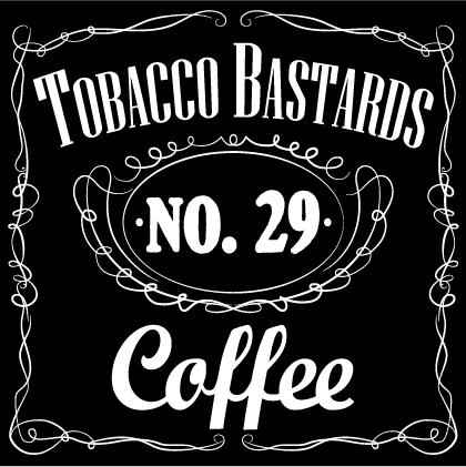 10 ml Flavormonks Tobacco Bastards - No. 29 Coffee