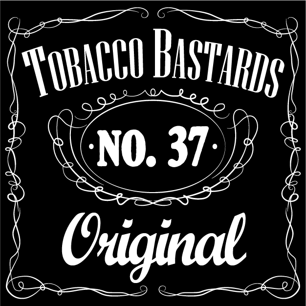 10 ml Flavormonks Tobacco Bastards - No. 37 Original
