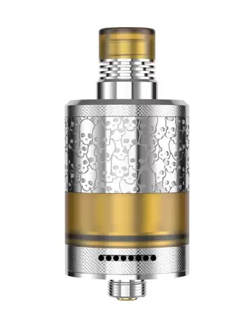 BD Vape - Precisio RTA Silver Night Limited Edition