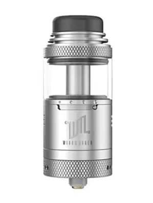 Vandy Vape Widowmaker RTA 5/6ml 24mm - stříbrný