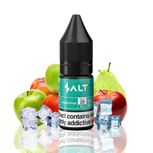10 ml Salt Brew - Apple Frost 10 mg/ml