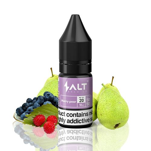 10 ml Salt Brew - Merry Pear 10 mg/ml