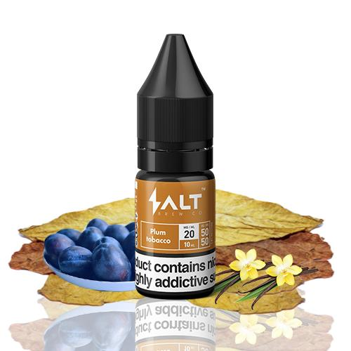 10 ml Salt Brew - Plum Tobacco 10 mg/ml