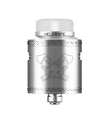 Hellvape Dead Rabbit V2 RDA 24mm - SS